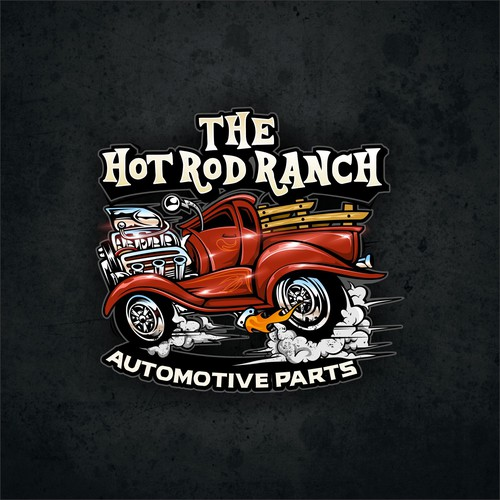 The Hot Rod Ranch