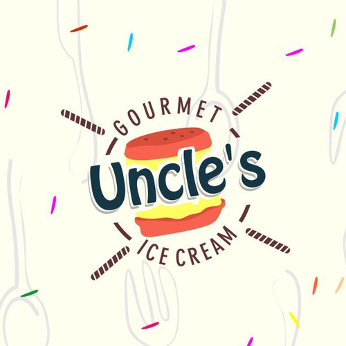 Uncle's Gourmet Ice Cream needs a killer logo!  :D