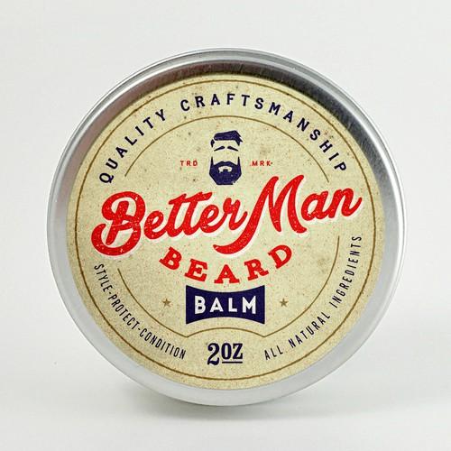 Logo design concept for a grooming co