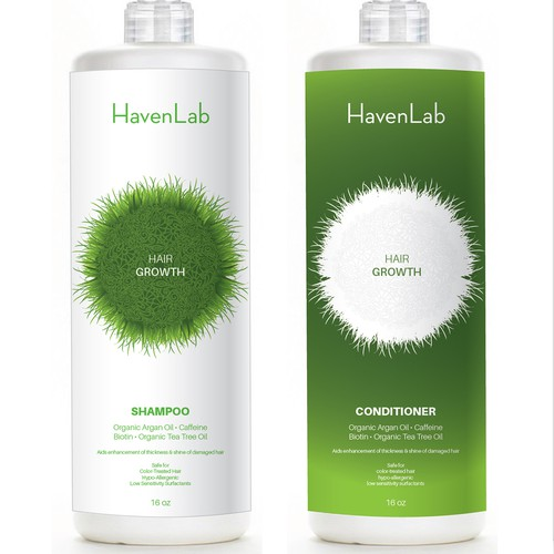 HavenLab Natural ingredients Shampoo&Conditioner