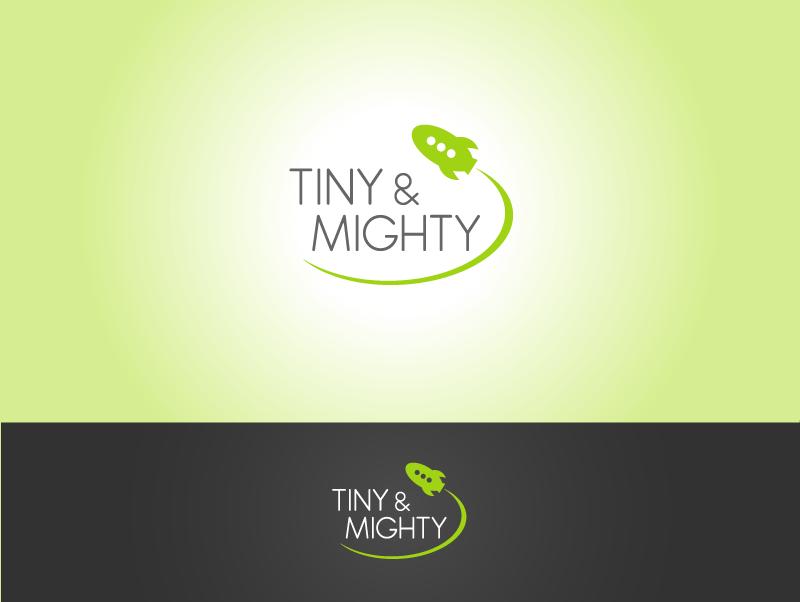 Tiny & Mighty needs a new logo