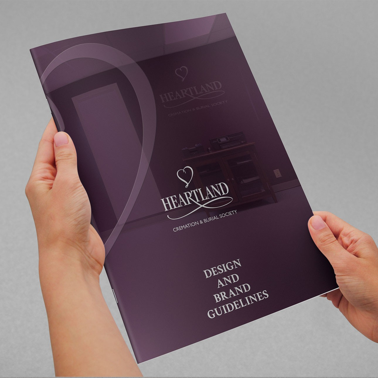 Heartland Cremation & Burial Society Brand Guide