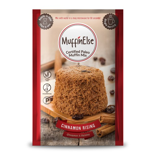 Muffin Powder - Packet