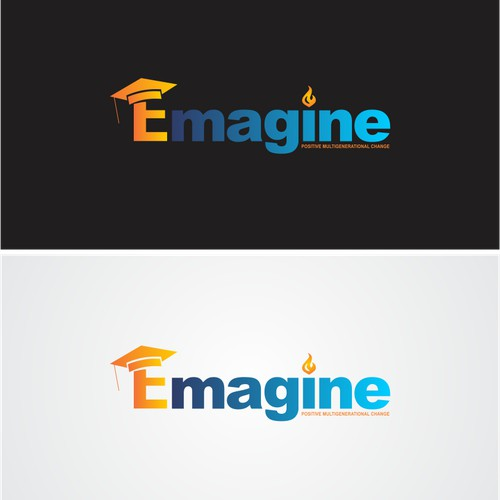 Emagine needs a new logo