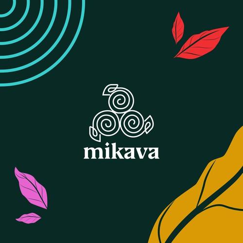 Logo concept for Mikava