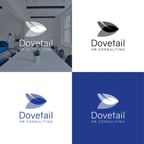 Brand Identity for Dovetail HR Consulting