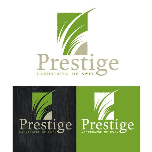 Prestige Landscapes or Prestige Landscapes of SWFL needs a new logo