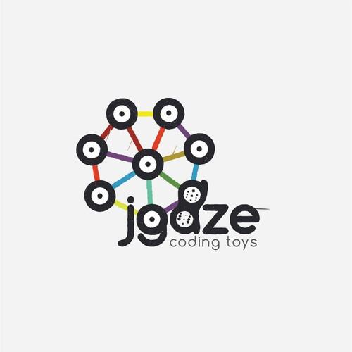 jgaze logo