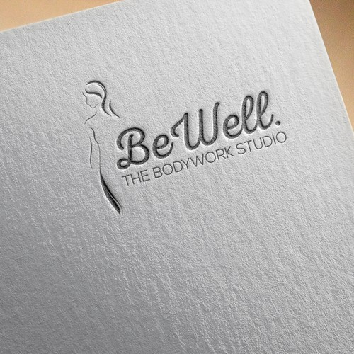 Logo for body work studio