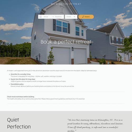 Property Rental Integration