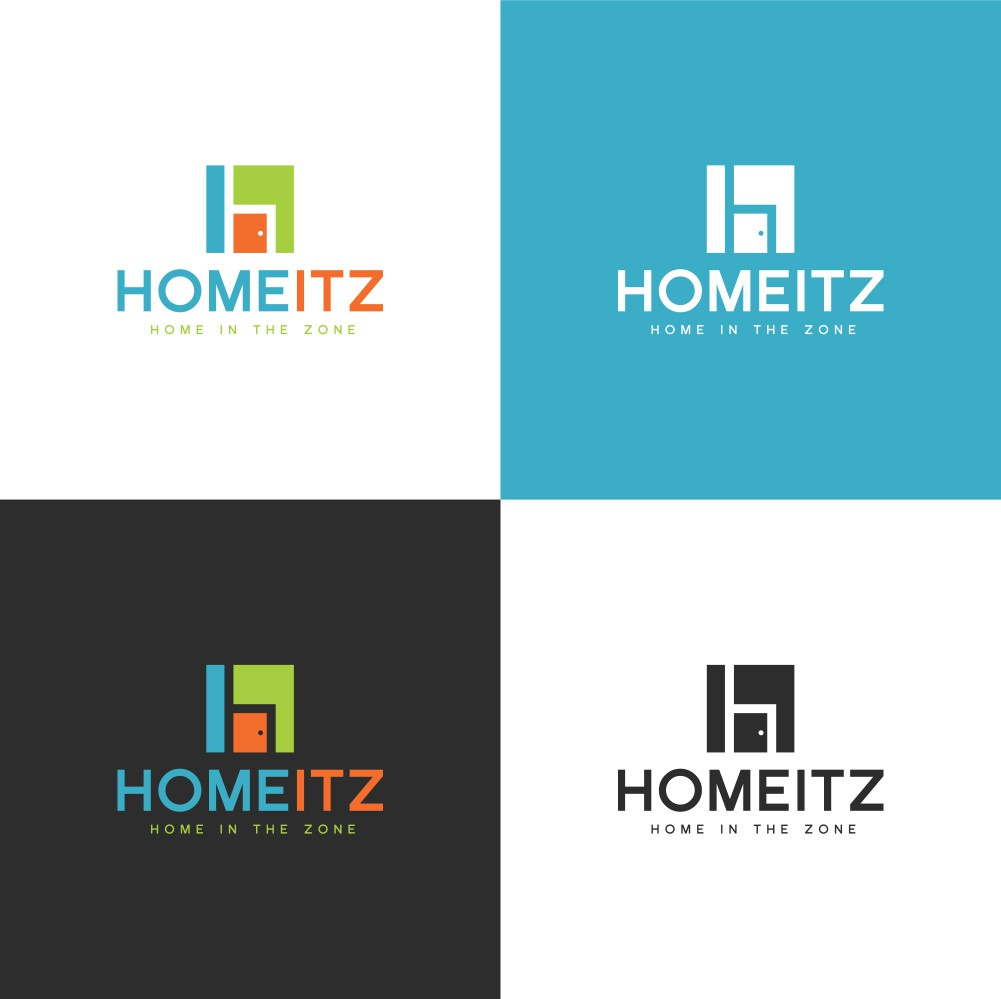 Create a timeless and distinct logo for www.homeitz.com! The home goods network, Home in the Zone!