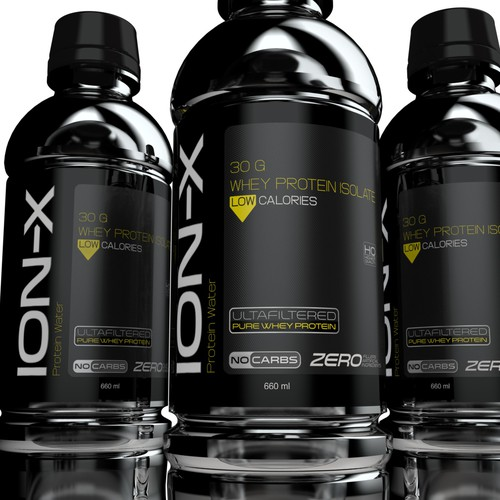ION-X whey protein