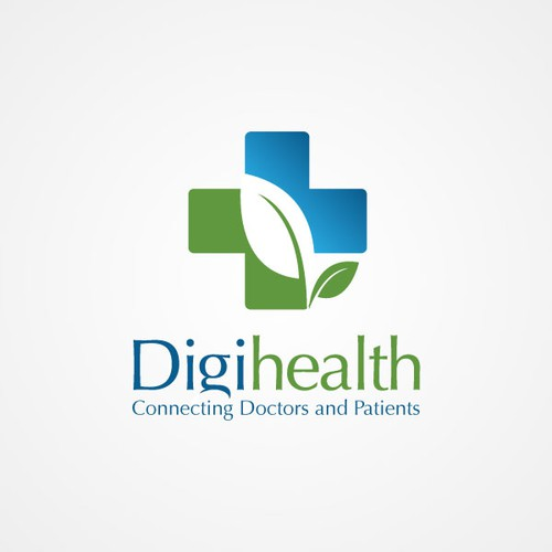 Create a logo for Online Health Portal