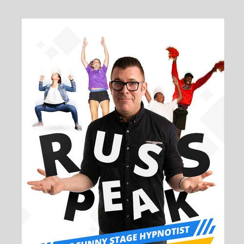 Poster for Russ Peak