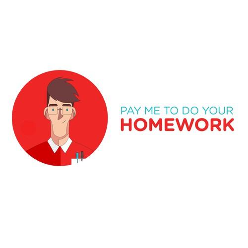 Pay me to do your homework