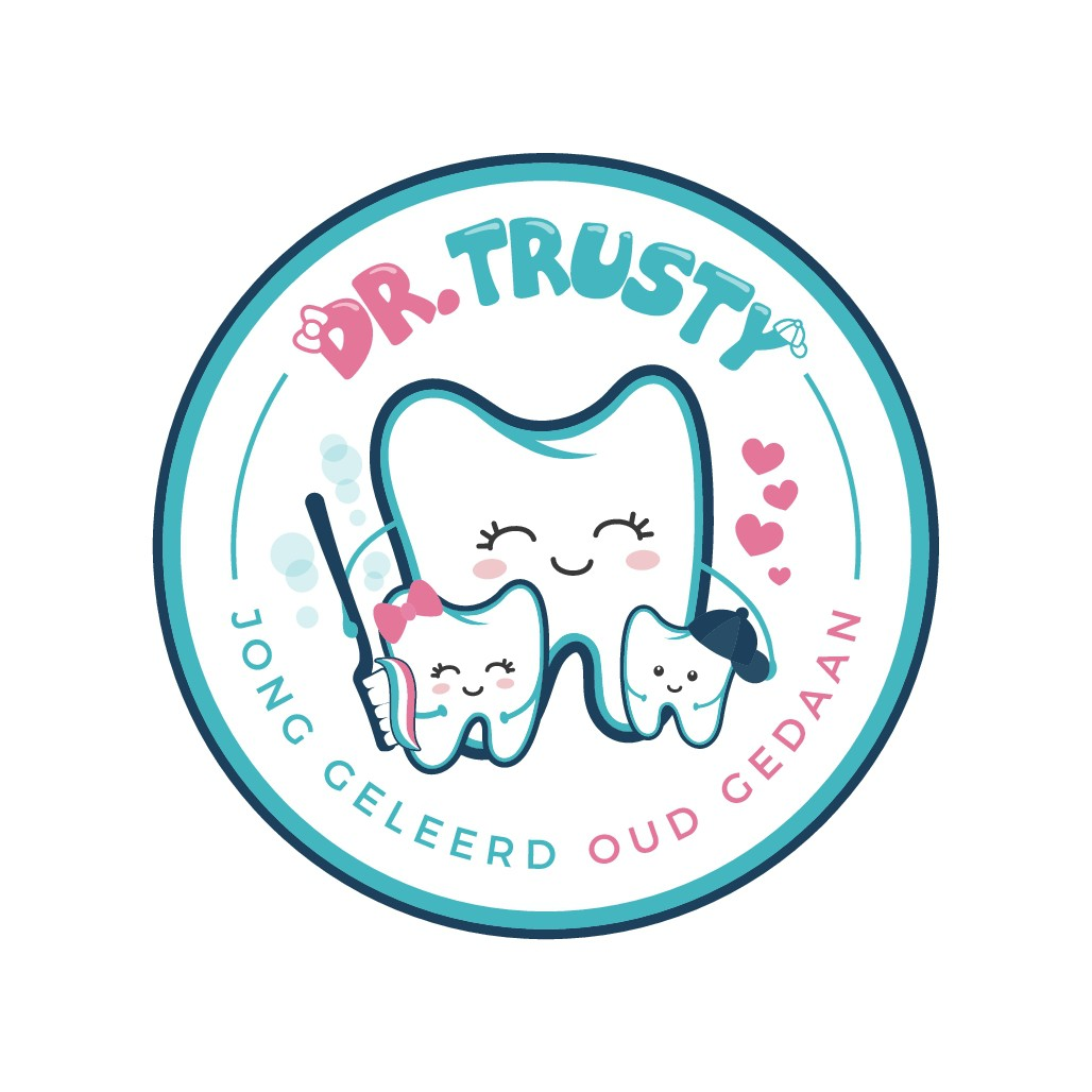 Dr. Trusty : Dental Fear GONE and BETTER brushing for YOUNG CHILDREN
