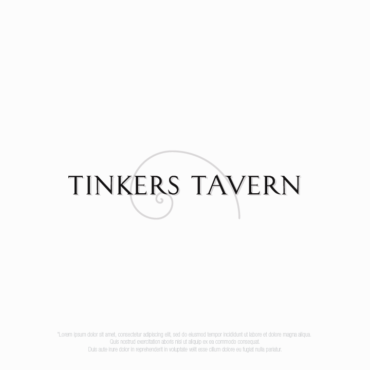 Tinkers Tavern - Bar for artists/engineers/experimenters needs a logo!