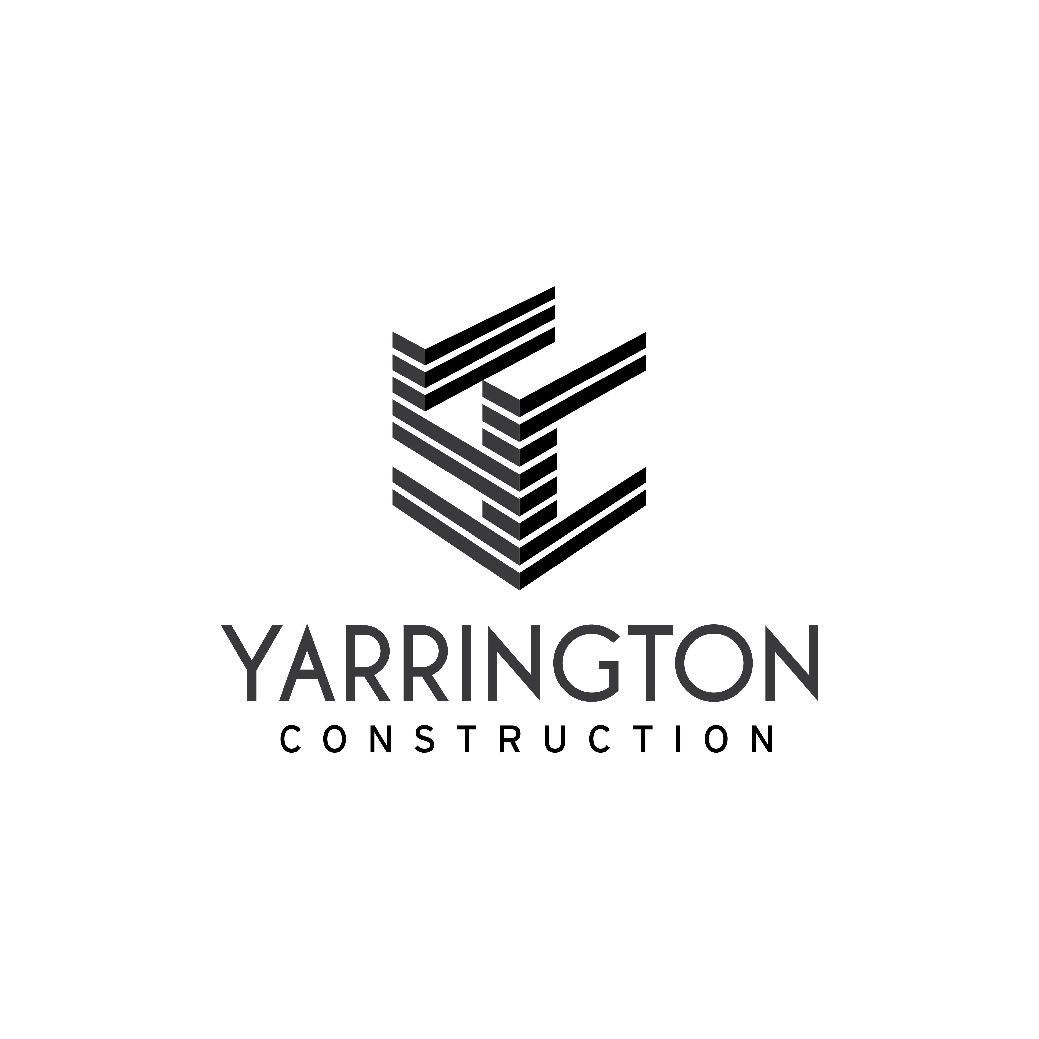 Create a professional logo for an modern house builder