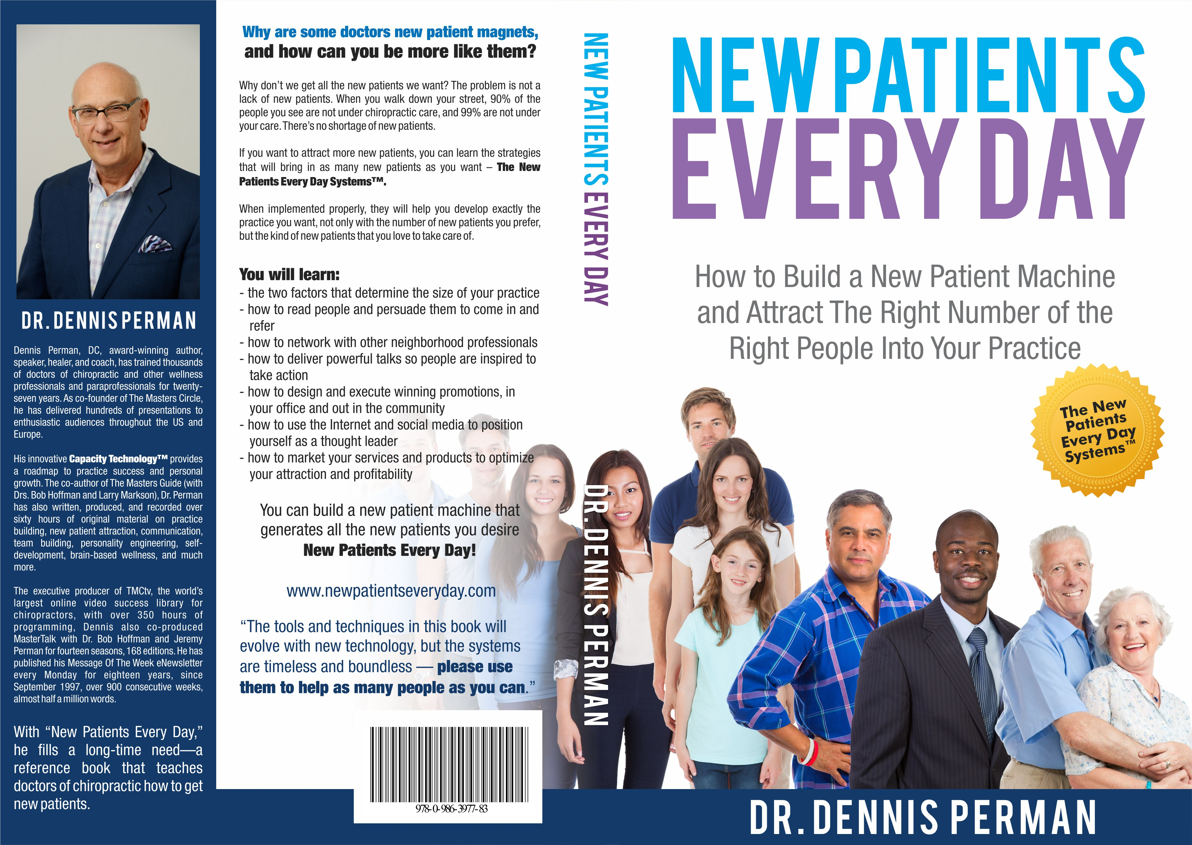 """Connect Doctors and Patients with """"New Patients Every Day"""""""