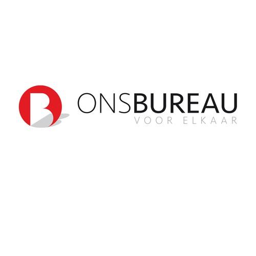 """Creëer een fris logo voor een nieuw detacheringsbureau """" Ons Bureau"""""""