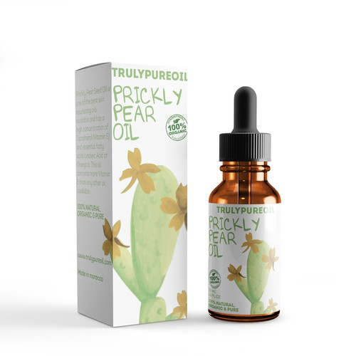 Pricly Pear Oil