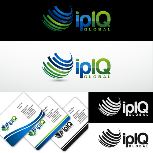 Help iPIQ Global with a new logo