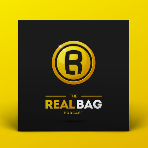 Real Bag Podcast Logo & Cover