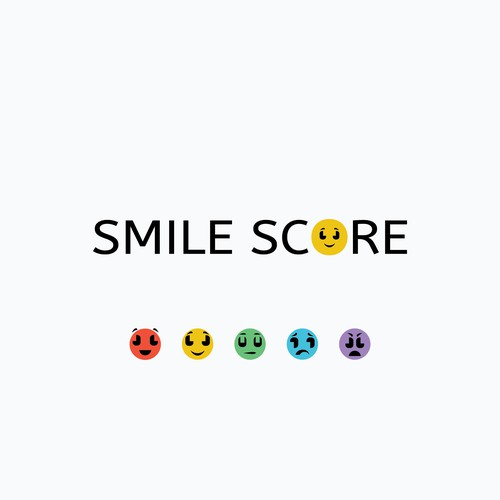 SMILE SCORE - five types of smile marks