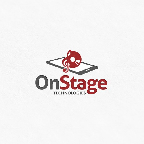 OnStage Technologies Logo Design