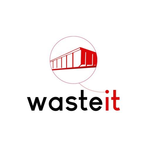 Waste it