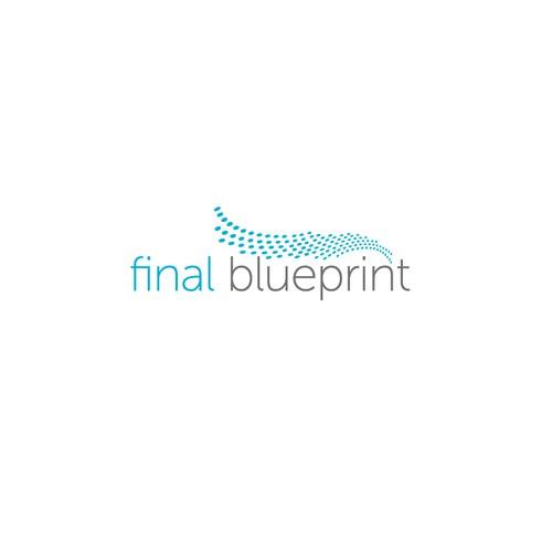Logo Concept for Final Bluprint
