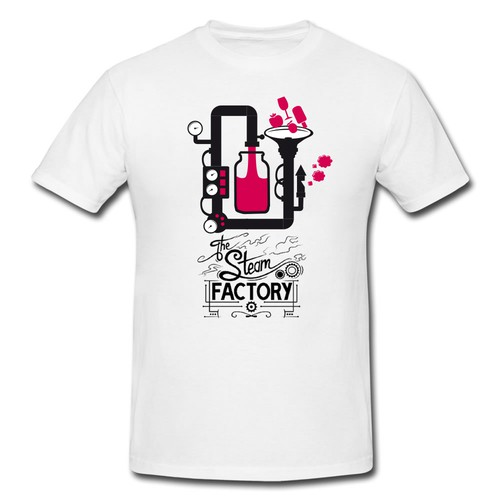 T-shirt for The Steam Factory