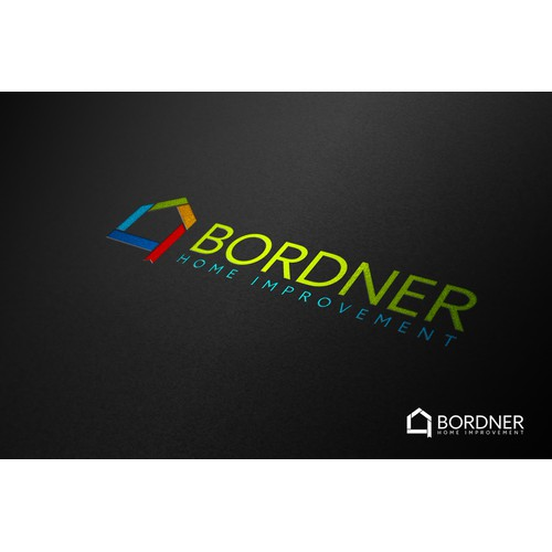 Create an iconic logo for a premium home improvement company