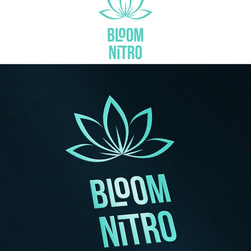 Logo for CBD Nitro Coffee