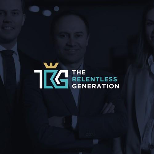 A Bold Logo For Leadership Platform