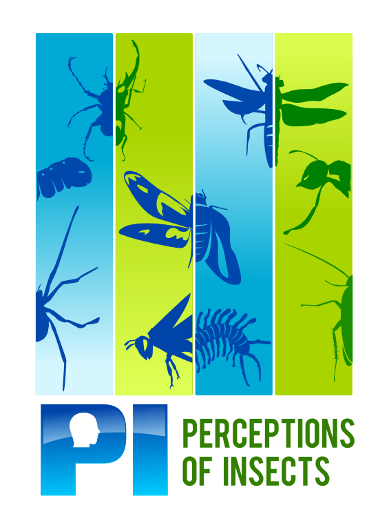 New logo wanted for PI (Perceptions of Insects) - logo should depicts insects