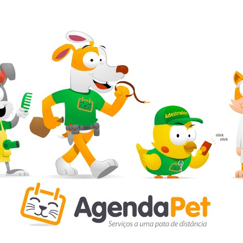 Help AgendaPet with a new illustration