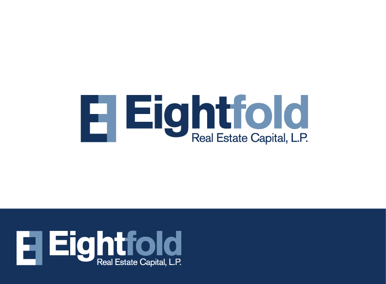 Create the next logo for Eightfold Real Estate Capital, L.P.