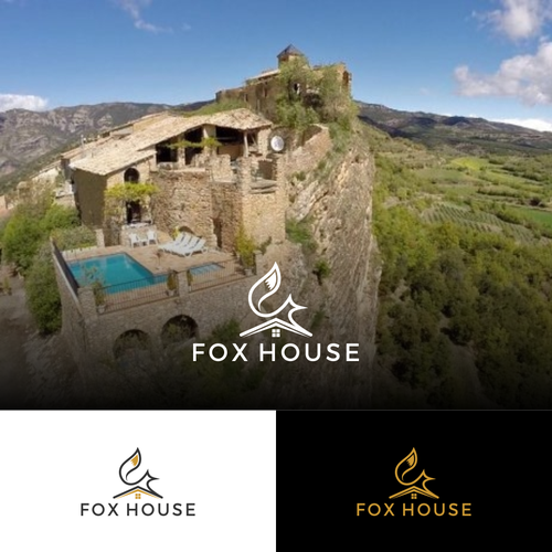 fox logo for fox house