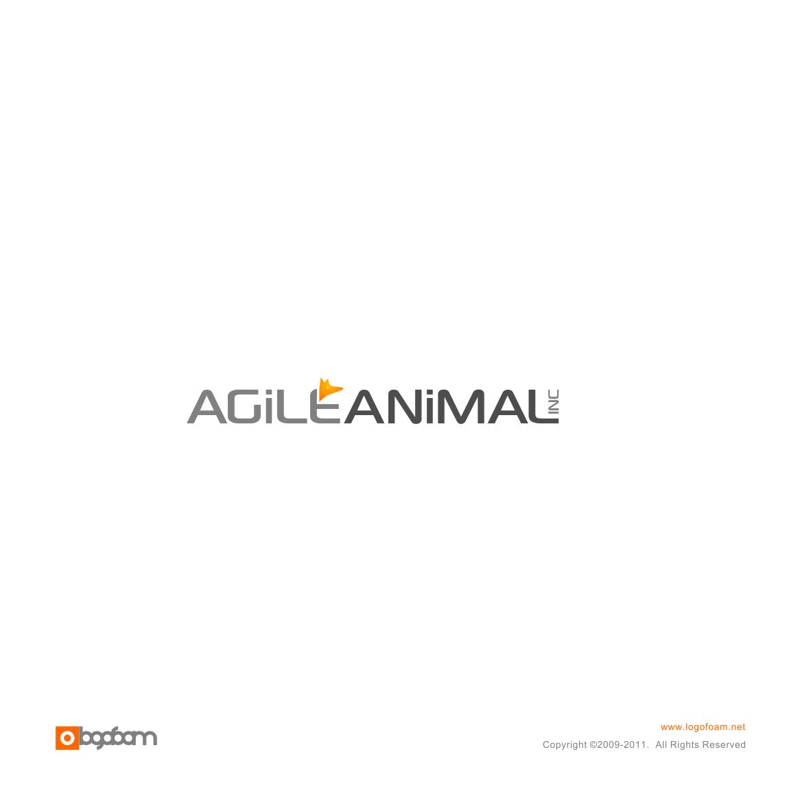 AGiLE ANiMAL INC. needs a new logo