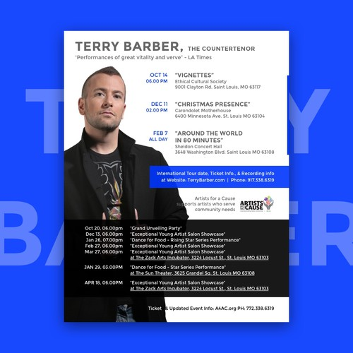 Flyer / Brochure