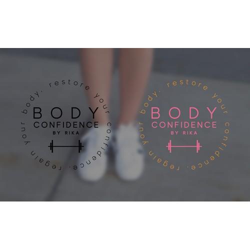Create a sleek & playful logo for a fitness website, Body Confidenceby Ryka
