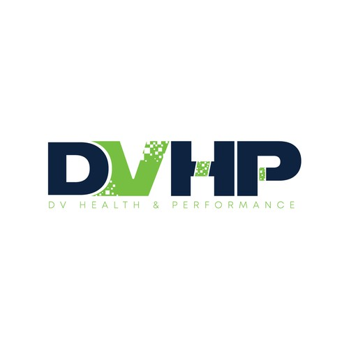DV Health & Performance Clean Logo