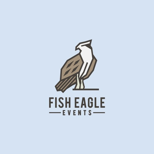 Logo for Fish Eagle Events