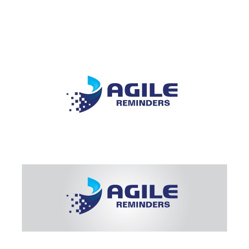 Create a logo for Agile Reminders