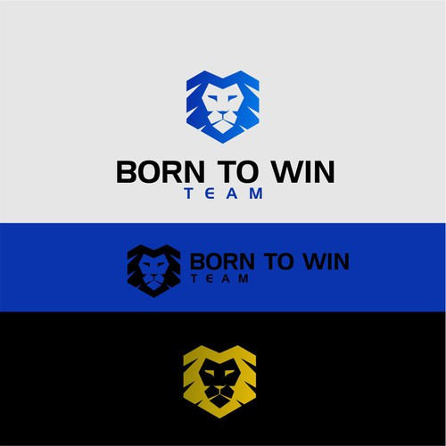 bold logo for Born To Win