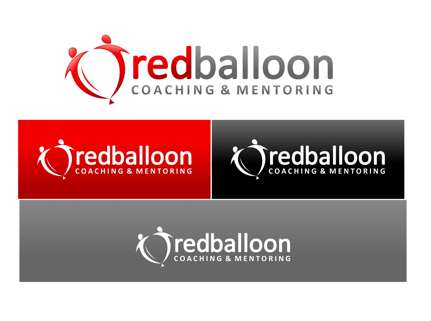 Create a logo for Red Balloon