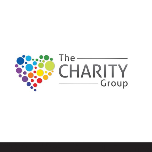 Logo for charity group