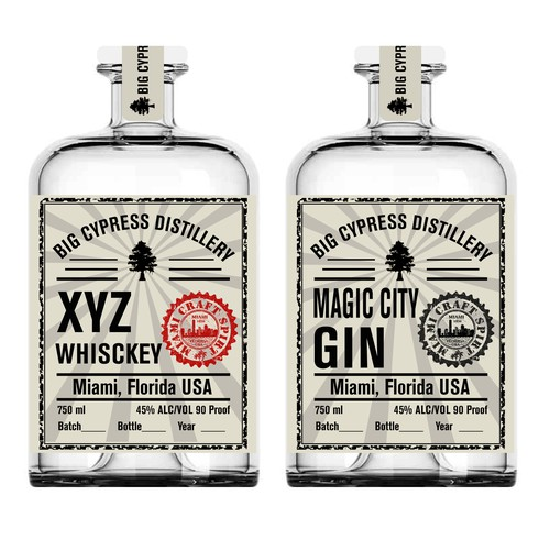 Magic City Gin