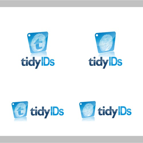 Tidy IDs - New Logo for ID Card Printing Business [Tidy IDs]
